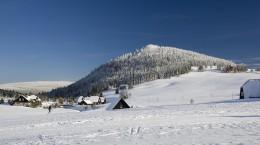 Bukovec - Lyžování v Jizerských horách