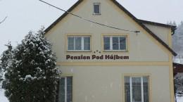 Penzion Pod Hájkem s farmářskou restaurací