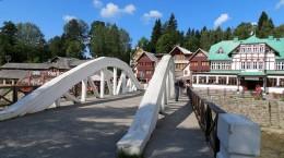 špindlerův, Mlýn