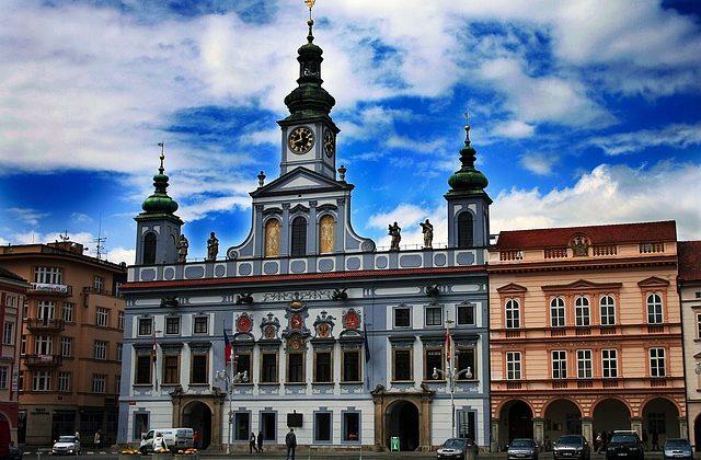 České, Budějovice