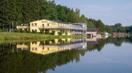 Knížecí Rybník - Hotel a Wellness, ubytování Tábor