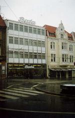 Bata shoe shop, Teplice, Czech Republic  2000