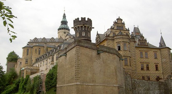 hrad-frydlant